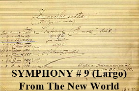 Title Page New Word Symphony